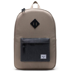 Herschel Heritage Sac à dos, timberwolf/black denim